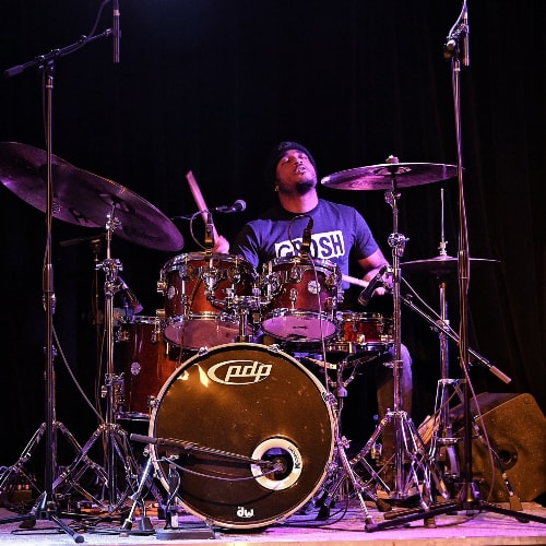 Damone Jackson - Confident Drumming Music Workshop - Buffalo Music Club