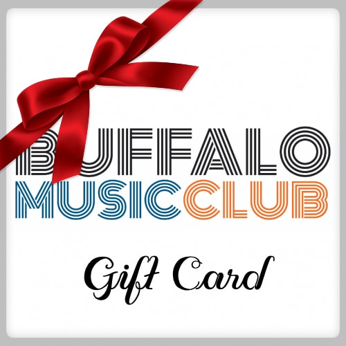 Buffalo Music Club - Gift Card