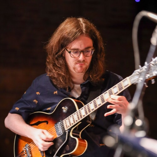 Jazz Improv 101 - Music Workshop - Jared Tinkham - Buffalo Music Club