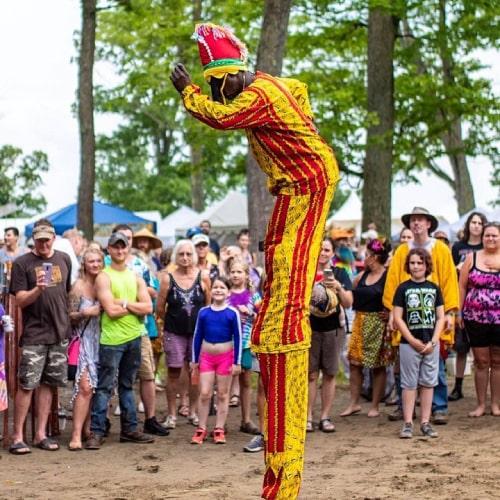 Slyboots Circus Summer Camp - Music Workshops - Buffalo Music Club